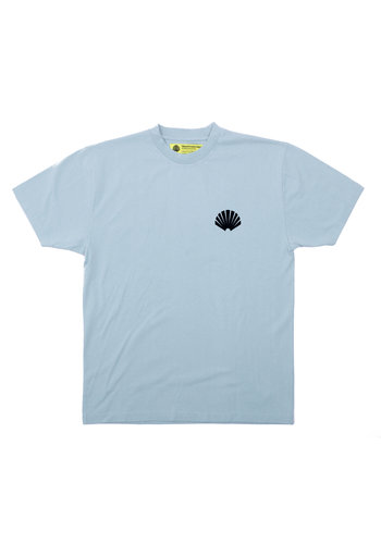 NEW AMSTERDAM SURFASSOCIATION logo tee mist