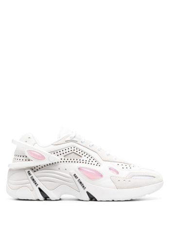 RAF SIMONS cyclon-21 runner white