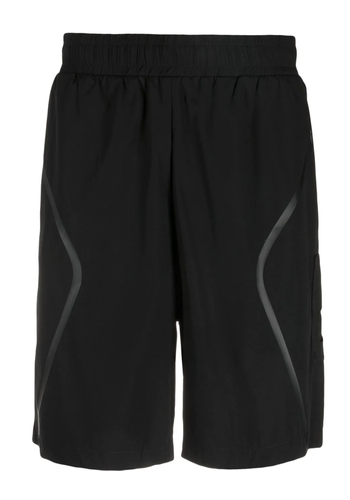 A-COLD-WALL* welded shorts black