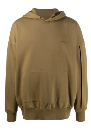 A-COLD-WALL* dissection hoodie olive