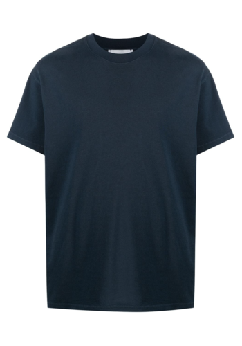 A-COLD-WALL* signature graphic t-shirt navy