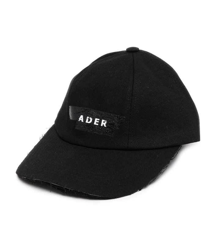 CA04 CAP BLACK