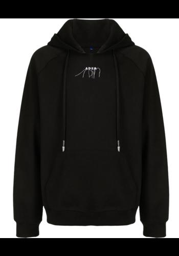 ADER ERROR hd04 hoodie black