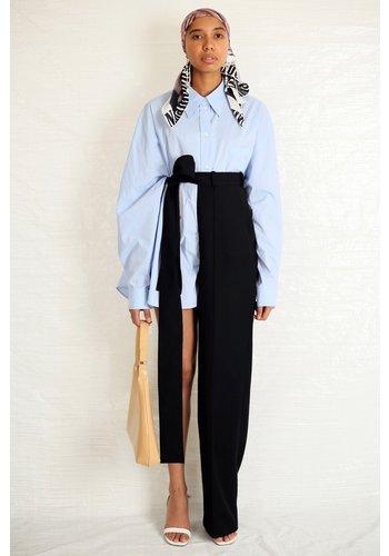 NINAMOUNAH algy tailored leg black