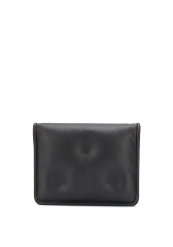 MAISON MARGIELA glam slam wallet black