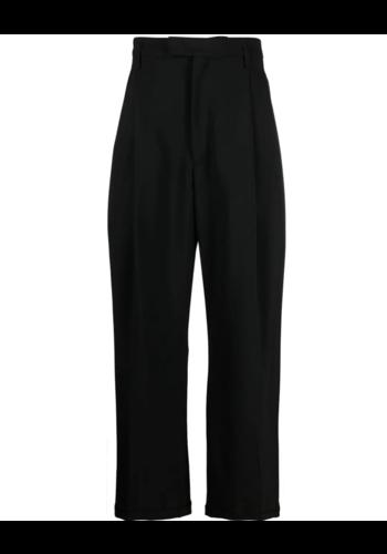 BARENA pantalon braghier black