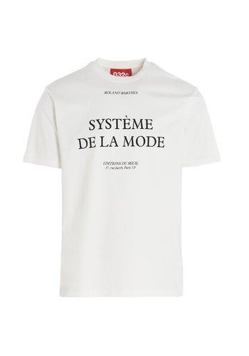 032C barthes t-shirt white