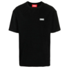 032C TOPOS TERRY T-SHIRT BLACK