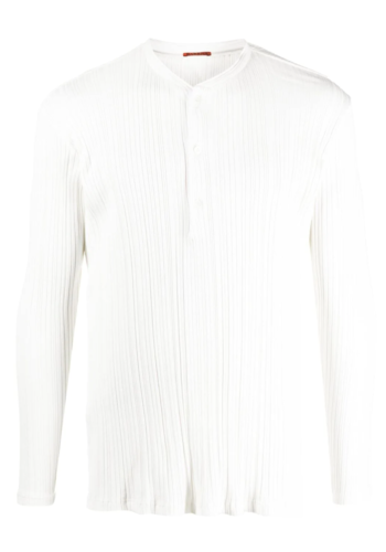 BARENA sweater robo white