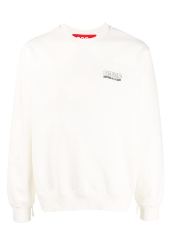 032C crewneck glow in the dark