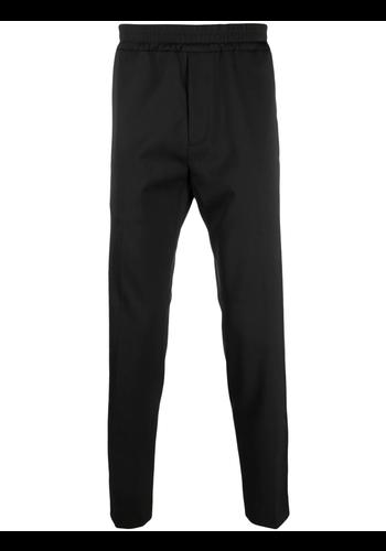 MAISON KITSUNE new city pants black