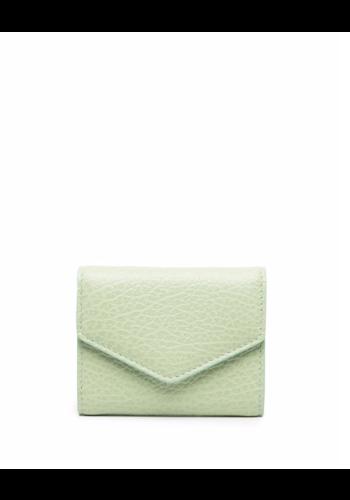 MAISON MARGIELA business card wallet pistachio