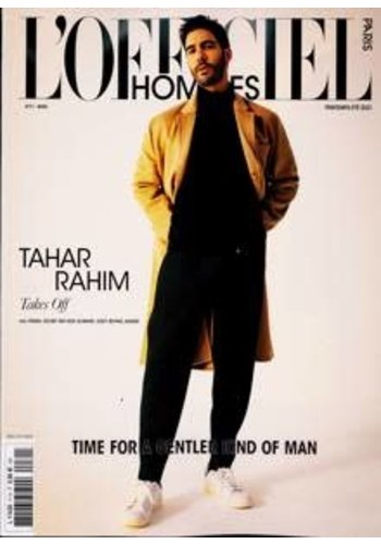 L'OFFICIEL HOMMES issue 71