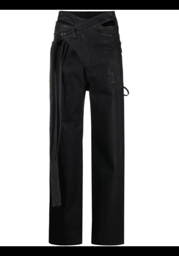 OTTOLINGER signature wrap jeans black
