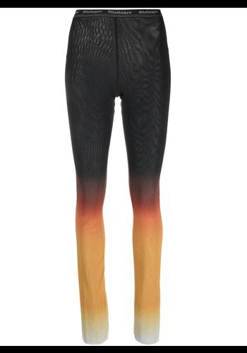 OTTOLINGER mesh pants sunset