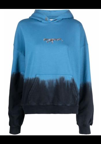 OTTOLINGER hoodie blue dip