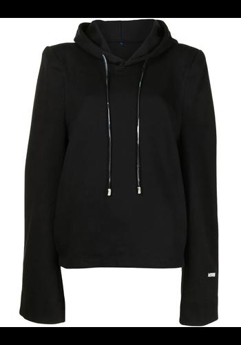 ADER ERROR hd03 hoodie black