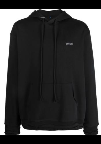 ADER ERROR hd01 hoodie black