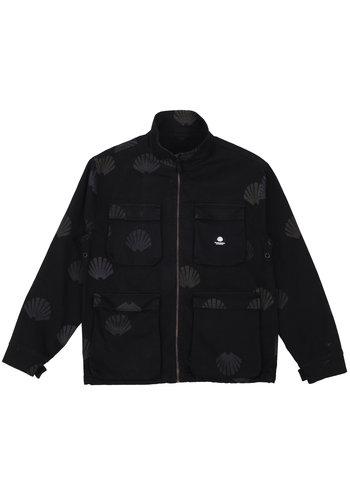 NEW AMSTERDAM SURFASSOCIATION utility jacket aop