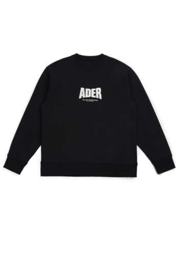 ADER ERROR og ; form @4201 sweater black