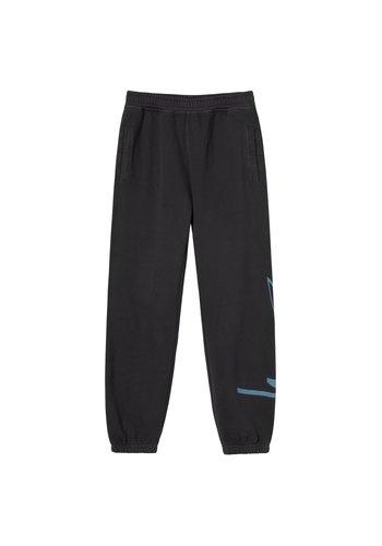 STUSSY smooth stock printed pants black