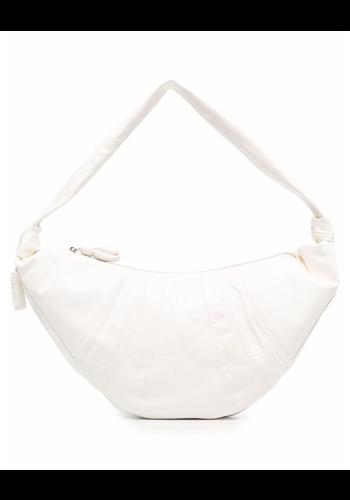 LEMAIRE large croissant bag white