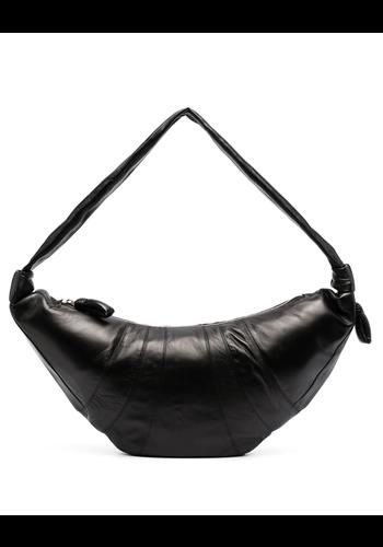 LEMAIRE large croissant bag black