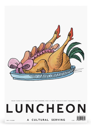 LUNCHEON issue 11