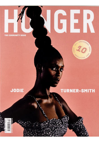 HUNGER MAGAZINE issue 20