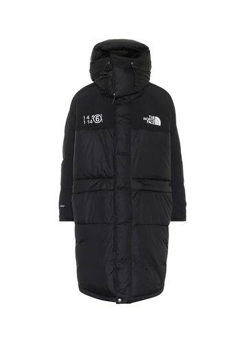 MM6 MAISON MARGIELA 'nuptse circle' down jacket black
