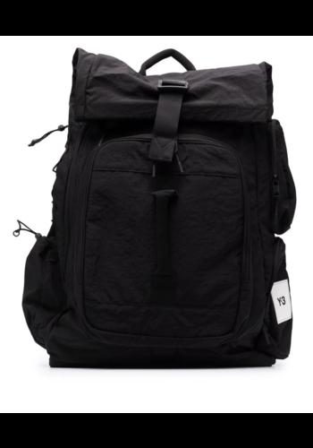 Y-3 utility backpack black