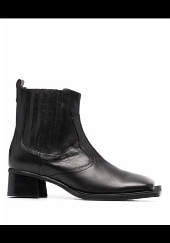 NINAMOUNAH howler ankle boots black