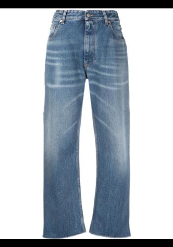MM6 MAISON MARGIELA jeans vintage wash