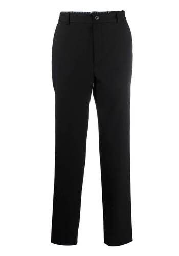 Y/PROJECT classic lazy trouser with denim black