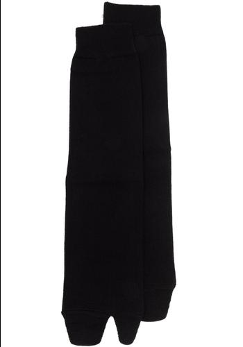 MAISON MARGIELA tabi socks black