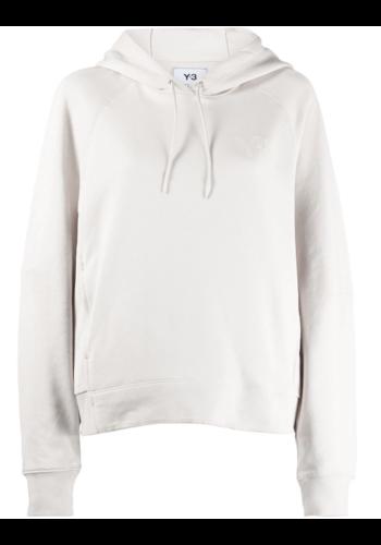 Y-3 hoodie clear brown