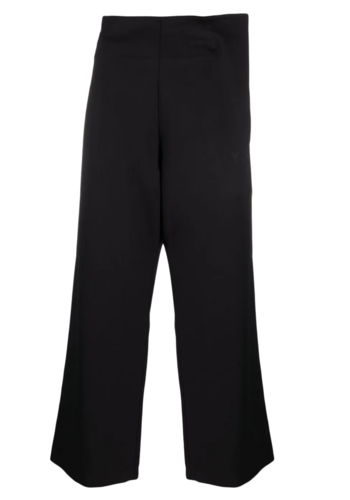 Y-3 formal pant black