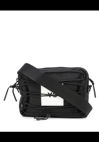 Y-3 sling bag black