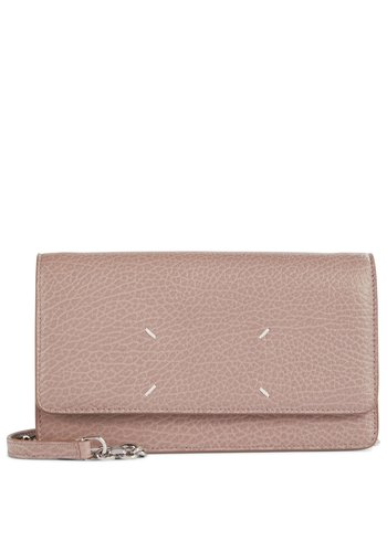 MAISON MARGIELA large chain wallet mauve