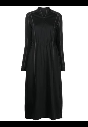 Y-3 track dress black