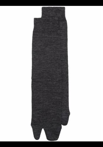 MAISON MARGIELA tabi socks dark grey
