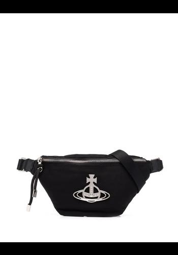 VIVIENNE WESTWOOD hilary small bum bag black