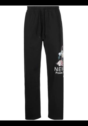 PLEASURES power beach pant black