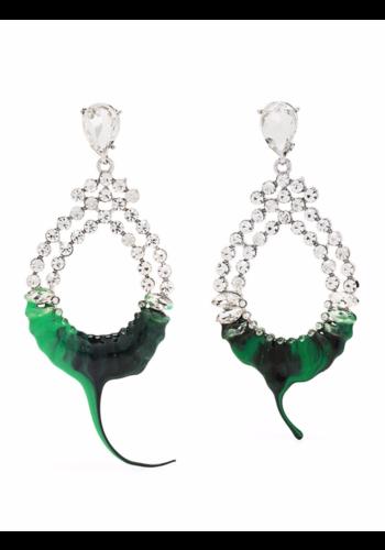 OTTOLINGER dip hoop earrings