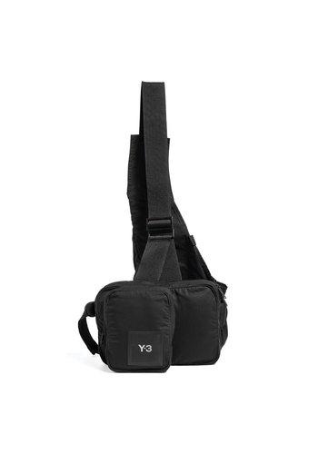 Y-3 vest bag black