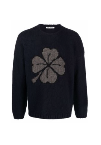 OUR LEGACY popover roundneck lucky clover