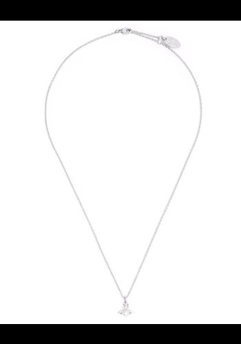 VIVIENNE WESTWOOD balbina pendant cream pearl
