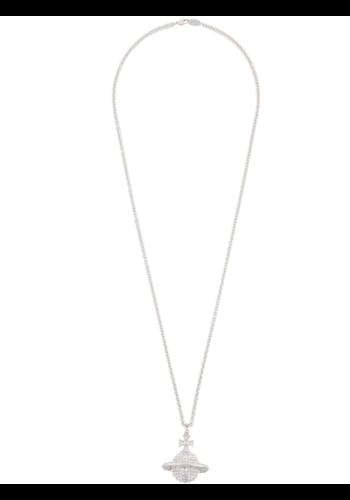 VIVIENNE WESTWOOD mayfair large orb pendant crystal