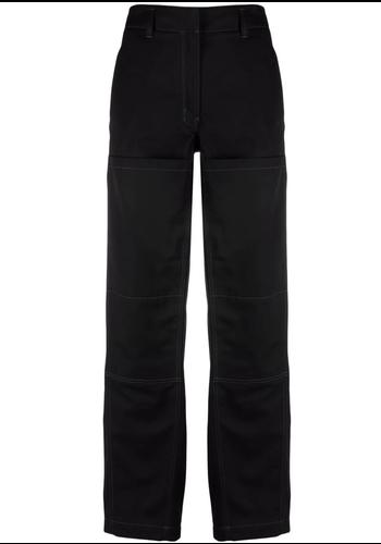 LEMAIRE work pants black