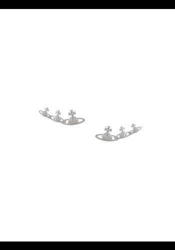VIVIENNE WESTWOOD candy earrings crystal